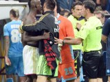Balotelli suspendido por amenazas